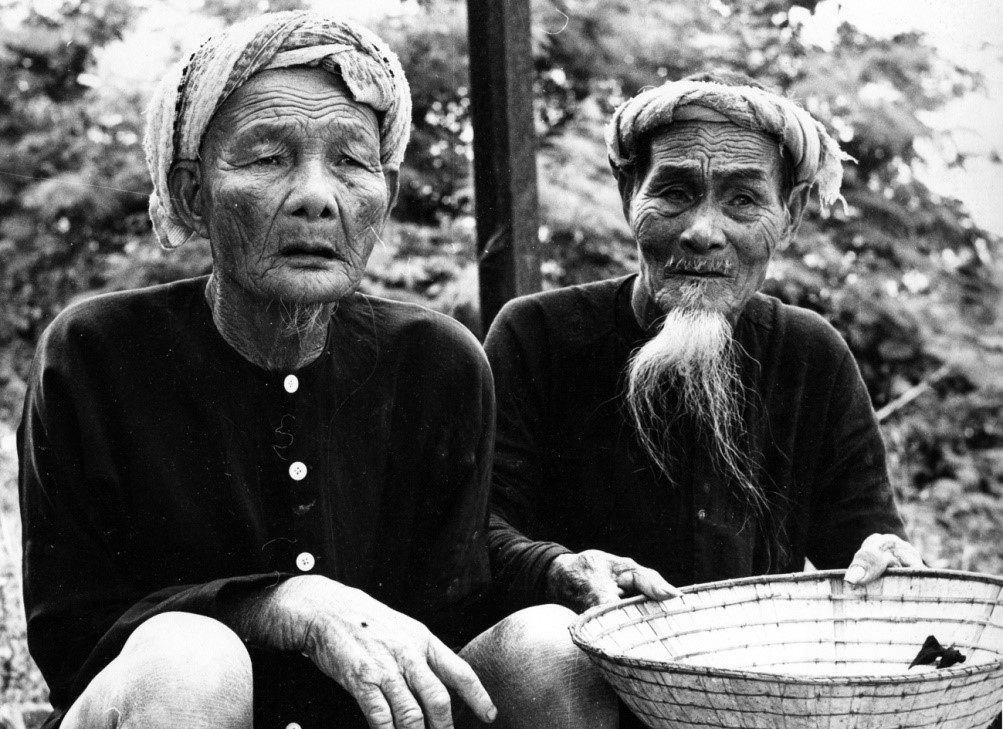 "The Faces of Vietnam—Vietnamese from the village of ""A Luoi"""